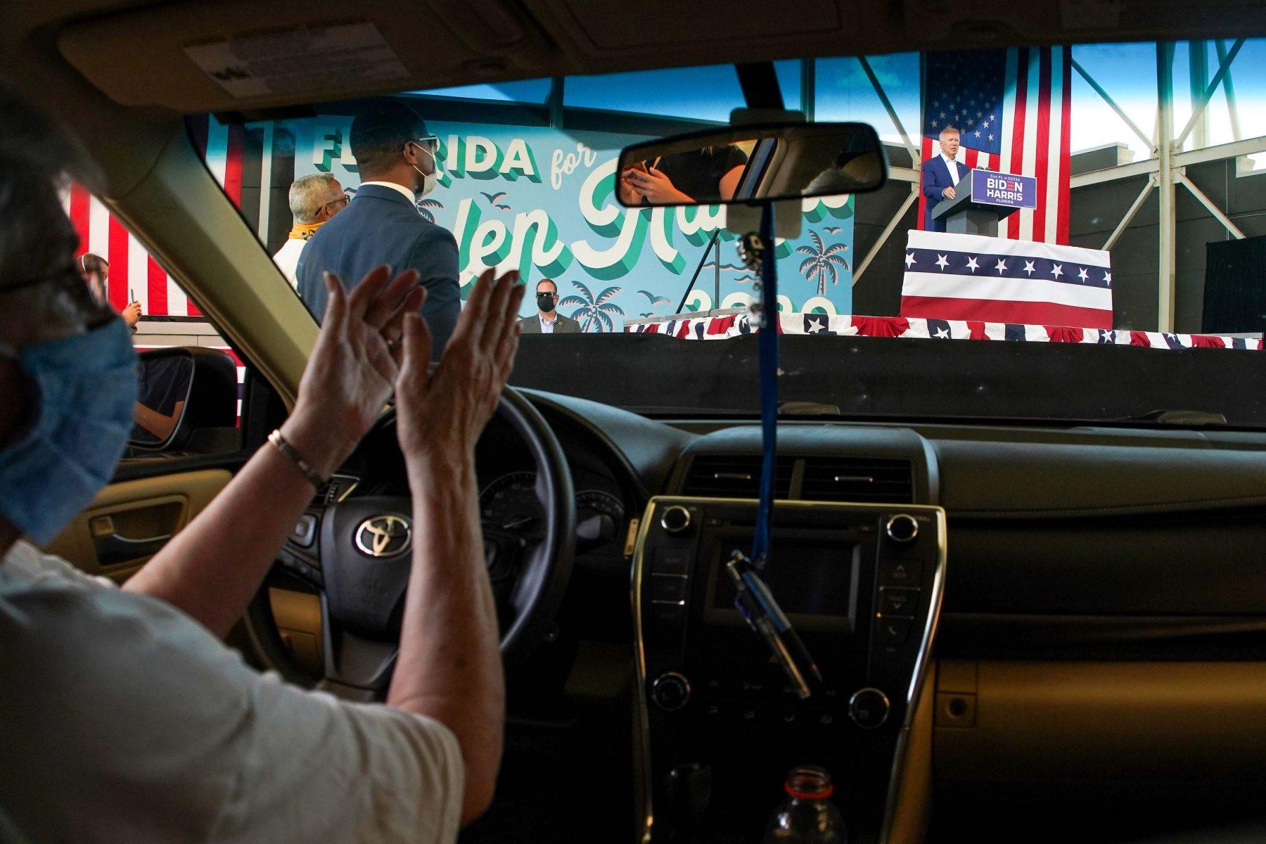 "1ST PLACE - Chang Lee - The New York Times – ""Joe Biden"""