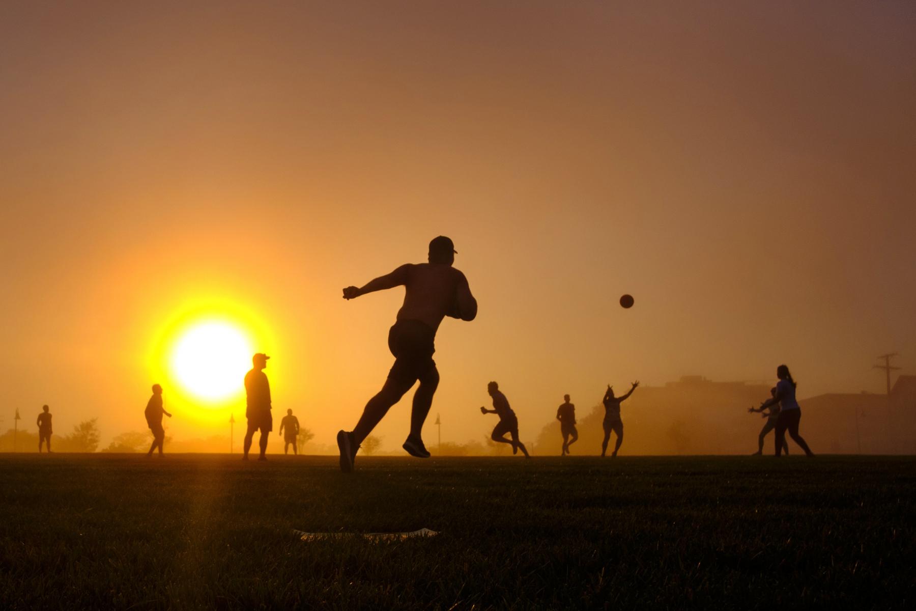"1ST PLACE - Aristide Economopoulos – NJ Advance Media – ""Foggy Sunny Kickball"""