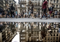 2020 SOCIETY'S RECKONING: PROTESTS & MOVEMENTS