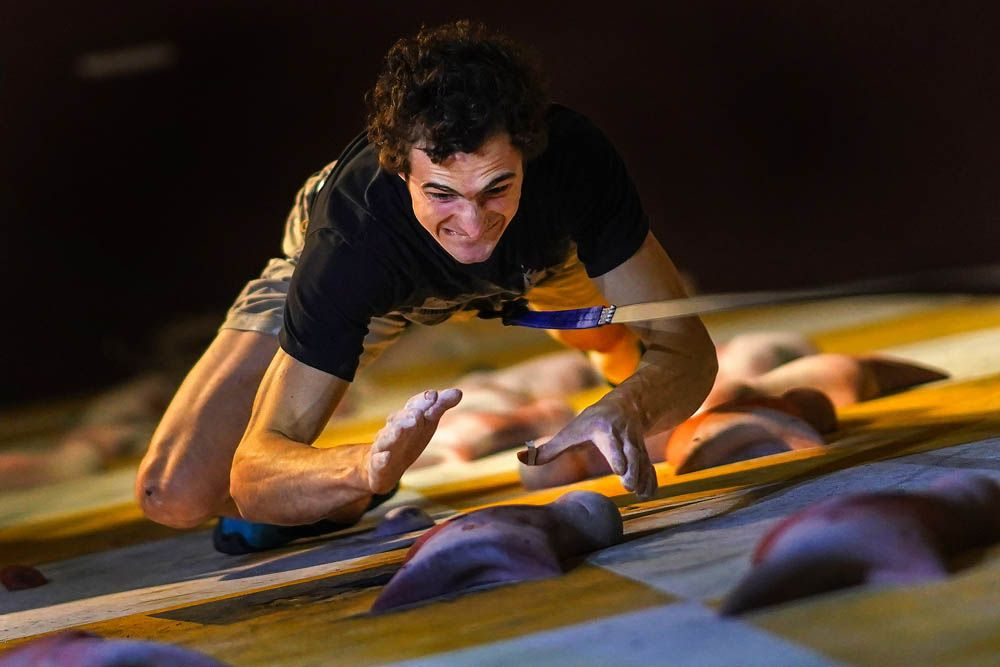 """1ST PLACE - Chang W. Lee – The New York Times – """"Adam Ondra's Race to the Top"""""""